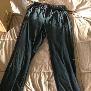 MENS large lululemon pants.